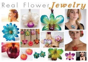Real Flower Jewelry-01R